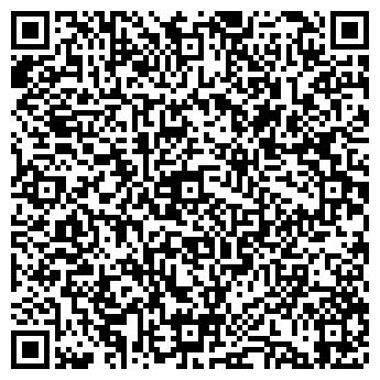 QR-код с контактной информацией организации ТЕХНОПРИНТ ТОО