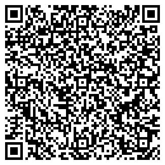 QR-код с контактной информацией организации ОКНА ЛЮКС