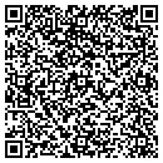 QR-код с контактной информацией организации ПЛАНЕТА ОКОН