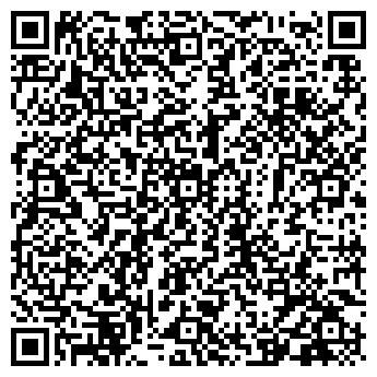QR-код с контактной информацией организации ВРЕМЯ ТУР