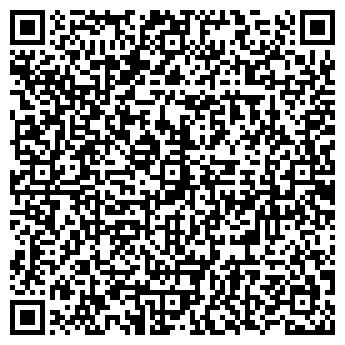QR-код с контактной информацией организации Отель-сауна
