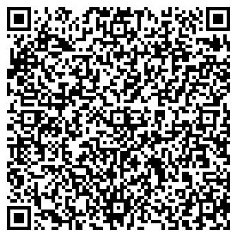 QR-код с контактной информацией организации АНО Редакция газеты «Степные зори»
