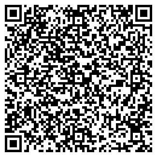 QR-код с контактной информацией организации ФИН СЕРВИС