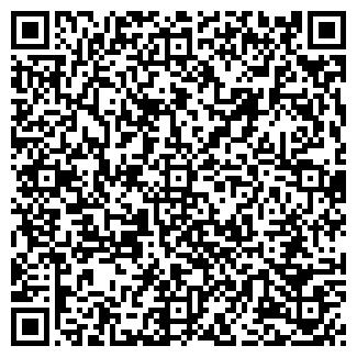 QR-код с контактной информацией организации ЧАЙКА ОАО