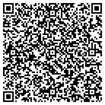 QR-код с контактной информацией организации ГАЛЕРЕЯ АВИА