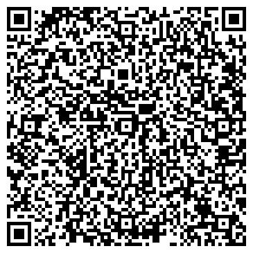 QR-код с контактной информацией организации ДЕТСКО-ЮНОШЕСКИЙ ЦЕНТР ПАТРИОТ