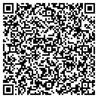 QR-код с контактной информацией организации КЦ УСПЕХ