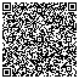 QR-код с контактной информацией организации КЛУБ ОРСКИЕ МОРЖИ