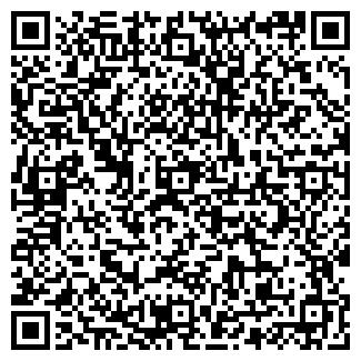 QR-код с контактной информацией организации ХРУСТАЛИК, МАГАЗИН