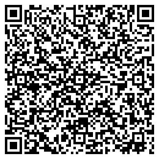 QR-код с контактной информацией организации ПРОЕКТ, ПК