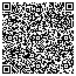 QR-код с контактной информацией организации БАНК ФОРШТАДТ