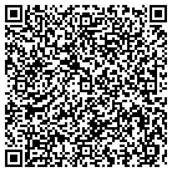 QR-код с контактной информацией организации ОРСКИНДУСТРИЯ БАНК