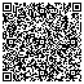 QR-код с контактной информацией организации ОП БАРС