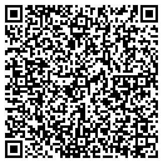 QR-код с контактной информацией организации АМУЛЕТ-СЕРВИС