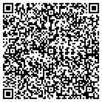 QR-код с контактной информацией организации ОХРАНА МВД РФ, ФИЛИАЛ