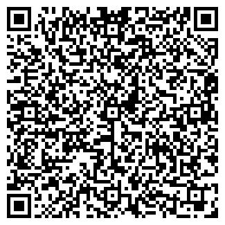 QR-код с контактной информацией организации КЛУБ ВПО РАТНИК