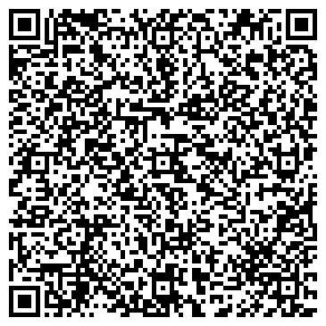 QR-код с контактной информацией организации ПАРИКМАХЕРСКАЯ БАРЫШНИКОВЫХ