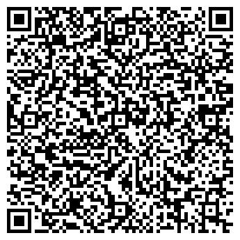 QR-код с контактной информацией организации ЧАЙКА ФАБРИКА-ПРАЧЕЧНАЯ