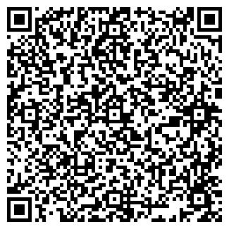 QR-код с контактной информацией организации VIP-СЕРВИС