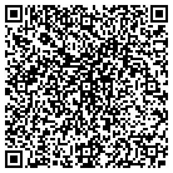 QR-код с контактной информацией организации № 3 ОБЩЕЖИТИЕ МЦП ГАСА