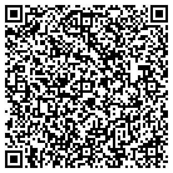 QR-код с контактной информацией организации ОБЩЕЖИТИЕ № 4 ПГУ