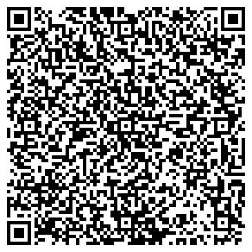 QR-код с контактной информацией организации ОБЩЕСТВО ИНВАЛИДОВ ЖЕЛЕЗНОДОРОЖНОГО РАЙОНА