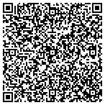 QR-код с контактной информацией организации ЦЕНТР ПРОФЕССИОНАЛЬНОЙ КООПЕРАЦИИ ВОИ ОБЛАСТИ