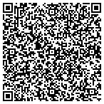 QR-код с контактной информацией организации ВОГ ПЕРВИЧНАЯ ГОРОДСКАЯ ОРГАНИЗАЦИЯ