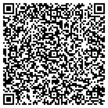 QR-код с контактной информацией организации ВЕСНА ШКОЛА ИСКУССТВ