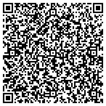 QR-код с контактной информацией организации ЦЕНТР ПО РАБОТЕ С НАСЕЛЕНИЕМ ПРОО РОССИЙСКИЙ ЗЕЛЕНЫЙ КРЕСТ