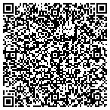 QR-код с контактной информацией организации ЦЕРКОВЬ ВВЕДЕНИЯ ВО ХРАМ ПРЕСВЯТОЙ БОГОРОДИЦЫ