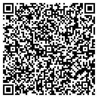 QR-код с контактной информацией организации ЭМУЗИН, ООО