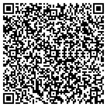 QR-код с контактной информацией организации ПЛАНЕТА ДВЕРЕЙ