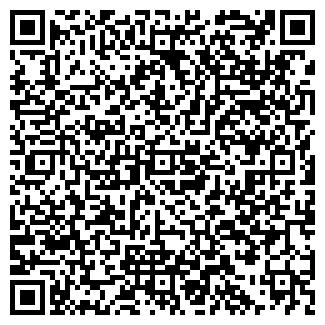 QR-код с контактной информацией организации ГОРЗЕЛЕНХОЗ МЦП