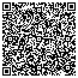 QR-код с контактной информацией организации № 153 МУЗ