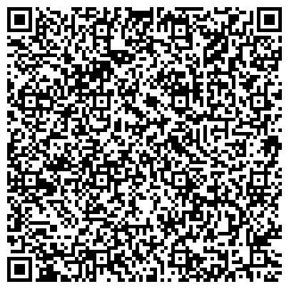 QR-код с контактной информацией организации «Пензенская областная ветеринарная лаборатория»