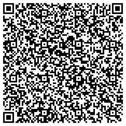 QR-код с контактной информацией организации Центр занятости населения Первомайского района