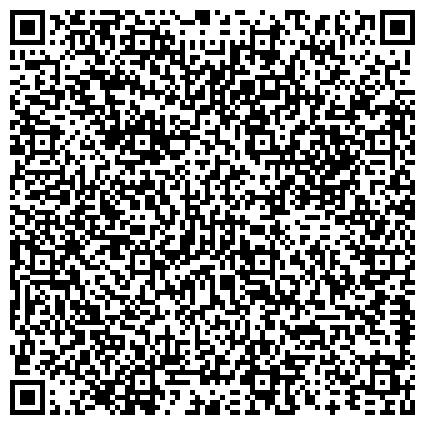 QR-код с контактной информацией организации Государственная инспекция по экологии и природопользованию Пермского края