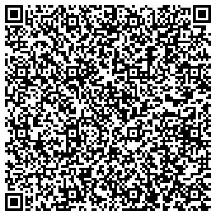 QR-код с контактной информацией организации «Федеральный научный центр медико-профилактических технологий управления рисками здоровью населения»
