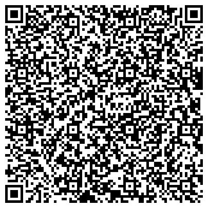 QR-код с контактной информацией организации КОНФЕТТИ ШОУ-ГРУППА РЕАБИЛИТАЦИОННОГО КУЛЬТУРНО-СПОРТИВНОГО ДОСУГОВОГО ЦЕНТРА ИНВАЛИДОВ ПОО ВОС