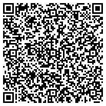 QR-код с контактной информацией организации БОН-ТОН МОДЕЛЬНОЕ АГЕНТСТВО
