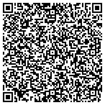 QR-код с контактной информацией организации АЛЫЙ ПАРУС ДЕТСКИЙ КЛУБ ДЦТ ШАНС МОУДОД