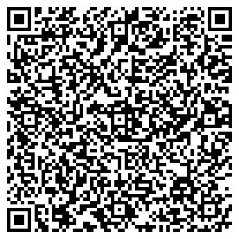 QR-код с контактной информацией организации КЛУБ ИМ. ТЕРЕШКОВОЙ ЦДТ ШАНС