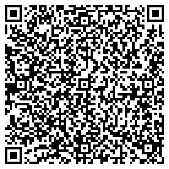 QR-код с контактной информацией организации КЛУБ ЮНЫХ НАТУРАЛИСТОВ МОУДОД