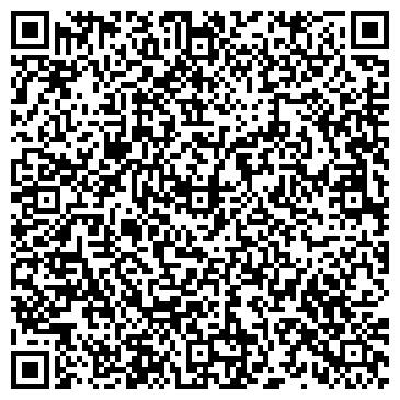 QR-код с контактной информацией организации ЦЕНТР ДЕТСКОГО И ЮНОШЕСКОГО ТВОРЧЕСТВА РАДУГА