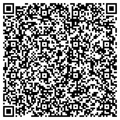 QR-код с контактной информацией организации ЦЕНТР ДЕТСКОГО ТВОРЧЕСТВА СВЕРДЛОВСКОГО РАЙОНА МОУ ДОД