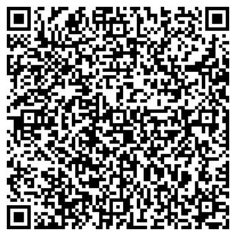 QR-код с контактной информацией организации ЦЕНТР ДЕТСКОГО ТВОРЧЕСТВА ШАНС