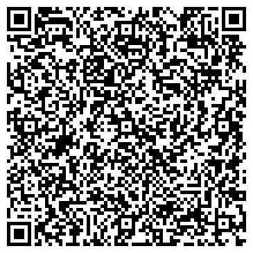 QR-код с контактной информацией организации ЭЛЕКТРОН ДЕТСКИЙ КЛУБ ДЦТ ШАНС МОУДОД