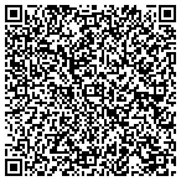 QR-код с контактной информацией организации ПЕРМСКОЕ ОТДЕЛЕНИЕ ВПЕРЕД РОССИЯ, ДВИЖЕНИЕ