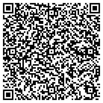 QR-код с контактной информацией организации № 1 ПИТЕРСКОГО РАЙОНА